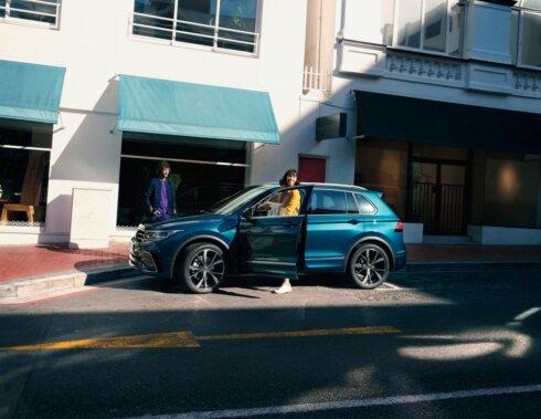 Nya Volkswagen Tiguan